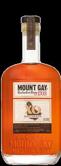 Köstlichalkoholisches - Mount Gay XO 43 vol - Onlineshop Ludwig von Kapff