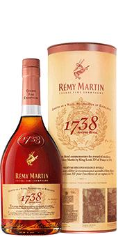 Remy Martin 1738 Accord Royal Cognac Fine Champagne