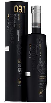 Köstlichalkoholisches - Octomore 09.1 5 years Scotch Single Malt Whisky 59,1 vol. - Onlineshop Ludwig von Kapff