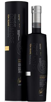 Köstlichalkoholisches - Octomore Ten Years 10 years Scotch Single Malt Whisky 56,8 vol. - Onlineshop Ludwig von Kapff