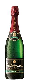 Köstlichalkoholisches - Rotkäppchen Sekt Flaschengärung Riesling Trocken - Onlineshop Ludwig von Kapff