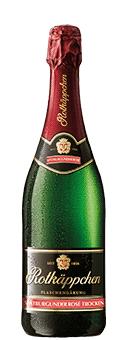 Köstlichalkoholisches - Rotkäppchen Sekt Flaschengärung Spätburgunder Rosé Trocken - Onlineshop Ludwig von Kapff