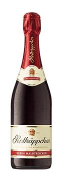 Köstlichalkoholisches - Rotkäppchen Sekt Tradition Rubin Halbtrocken - Onlineshop Ludwig von Kapff
