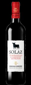 Köstlichalkoholisches - 2018 Osborne Solaz Tempranillo Cabernet Sauvignon Vino de la Tierra de Castilla - Onlineshop Ludwig von Kapff