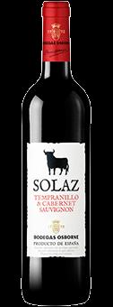 Köstlichalkoholisches - 2015 Osborne Solaz Tempr. Cab.Sauv.0,25l 12 K Osborne Solaz Tempr. Cab.Sauv.0,25l 12 K - Onlineshop Ludwig von Kapff