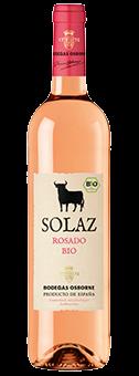 Köstlichalkoholisches - 2019 Osborne Solaz Rosado Bio Vino de la Tierra de Castilla - Onlineshop Ludwig von Kapff