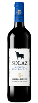 Köstlichalkoholisches - 2018 Osborne Solaz Tempranillo Shiraz Vino de la Tierra de Castilla - Onlineshop Ludwig von Kapff