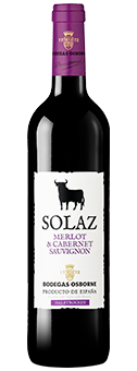Köstlichalkoholisches - 2019 Osborne Solaz Semi Seco Vino de la Tierra de Castilla - Onlineshop Ludwig von Kapff