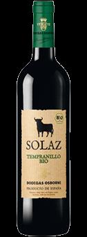 Köstlichalkoholisches - 2019 Osborne Solaz Tempranillo Bio 0,25l 12 K Osborne Solaz Tempranillo Bio 0,25l 12 K - Onlineshop Ludwig von Kapff