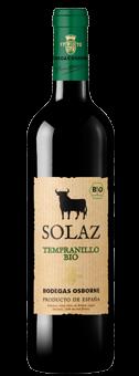 Köstlichalkoholisches - 2019 Osborne Solaz Tempranillo Bio Vino de la Tierra de Castilla - Onlineshop Ludwig von Kapff