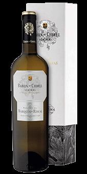 Köstlichalkoholisches - 2016 Marqués de Riscal Baron de Chirel Verdejo Castilla y León - Onlineshop Ludwig von Kapff