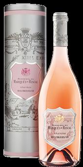 Köstlichalkoholisches - 2018 Marqués de Riscal Rosado Viñas Viejas Castilla y León - Onlineshop Ludwig von Kapff