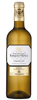 Köstlichalkoholisches - 2018 Marqués de Riscal Limousin Reserva Rueda DO - Onlineshop Ludwig von Kapff