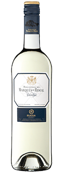 Köstlichalkoholisches - 2019 Marqués de Riscal Rueda Blanco Rueda DO - Onlineshop Ludwig von Kapff