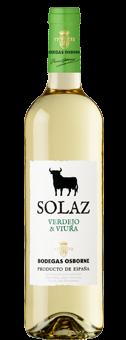 Köstlichalkoholisches - 2017 Osborne Solaz Blanco Vino de la Tierra de Castilla - Onlineshop Ludwig von Kapff