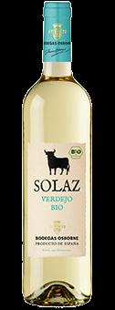 Köstlichalkoholisches - 2020 Osborne Solaz Verdejo BIO Vino de la Tierra de Castilla - Onlineshop Ludwig von Kapff