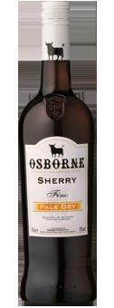 Osborne Sherry Fino Jerez de la Frontera