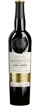 Köstlichalkoholisches - Osborne RARE Sherry Solera BC 200 (Est. 1864) 22 vol - Onlineshop Ludwig von Kapff
