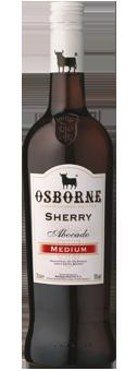 Osborne Sherry Medium Jerez de la Frontera