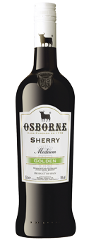 Osborne Sherry Golden Medium Dominacion de Orig...
