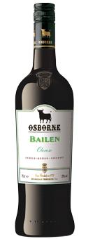 Köstlichalkoholisches - Osborne Sherry Bailén Oloroso 20 vol - Onlineshop Ludwig von Kapff