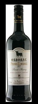 Osborne Sherry Pedro Ximénez 1827 Sherry de Jerez