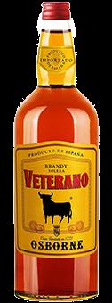 Köstlichalkoholisches - Osborne Veterano Brandy Solera 30 vol 3 L - Onlineshop Ludwig von Kapff