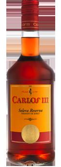 Carlos III Brandy Brandy de Jerez Solera Gran R...