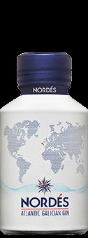 Köstlichalkoholisches - Nordés Gin 40 vol 0,05 L - Onlineshop Ludwig von Kapff