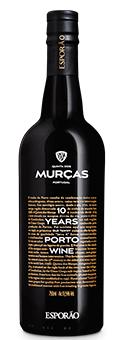 Köstlichalkoholisches - Quinta dos Murças Portwein Tawny 10 Años Douro, 19,5 vol. - Onlineshop Ludwig von Kapff