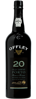 Offley 20 Years Old Tawny Port DOC