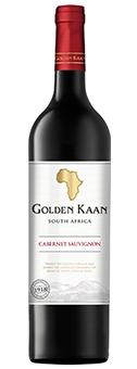 Golden Kaan Cabernet Sauvignon Western Cape, Südafrika 2017