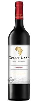 Golden Kaan Merlot Western Cape, Südafrika 2016