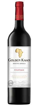 Golden Kaan Pinotage WesternCape Golden Kaan Pinotage WesternCape 2017