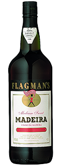 Köstlichalkoholisches - Flagman's Madeira 19 vol - Onlineshop Ludwig von Kapff