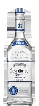Jose Cuervo Especial Silver Tequila 0,5l Tequila 38 vol
