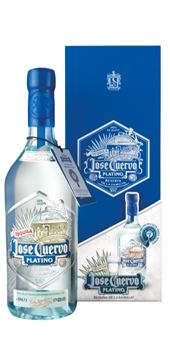 Jose Cuervo Reserva Platino de la Familia Tequila 100 Agave Tequila