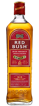 Köstlichalkoholisches - Bushmills Red Bush Whiskey Irish Whiskey 40 vol - Onlineshop Ludwig von Kapff