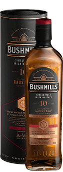 Köstlichalkoholisches - Bushmills 10 Year Old Cognac Cask Irish Single Malt 46 vol. - Onlineshop Ludwig von Kapff