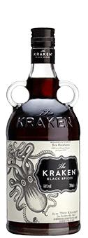 Köstlichalkoholisches - The Kraken Black Spiced 40 vol - Onlineshop Ludwig von Kapff