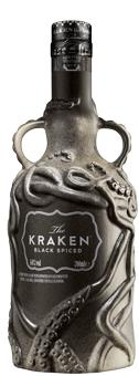 The Kraken Limited Black Ceramic Edition Black Spiced, 40 Vol.