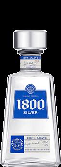 Köstlichalkoholisches - 1800 Silver Tequila 38 vol - Onlineshop Ludwig von Kapff