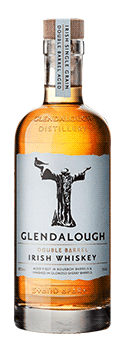 Köstlichalkoholisches - Glendalough Double Barrel Whiskey Single Grain Double Aged Irish Whiskey 42 vol - Onlineshop Ludwig von Kapff