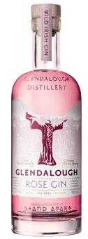 Köstlichalkoholisches - Glendalough Wild Rose Gin 37,5 vol - Onlineshop Ludwig von Kapff