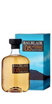 Balblair 1st Release Whisky Single Malt Whisky 2005