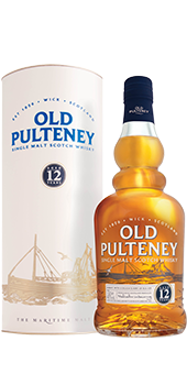 Old Pulteney 12 Years Old Whisky Single Malt Sc...