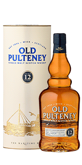 Old Pulteney 12 Years Old Whisky Single Malt Scotch Whisky
