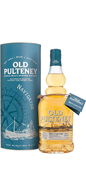 Old Pulteney Navigator Whisky Single Malt Scotc...