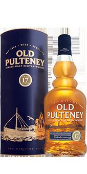 Old Pulteney 17 Years Old Whisky Single Malt Scotch Whisky