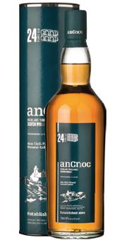 Köstlichalkoholisches - anCnoc 24 Years Old Whisky Single Malt Scotch Whisky 46 vol in Geschenkverpackung - Onlineshop Ludwig von Kapff